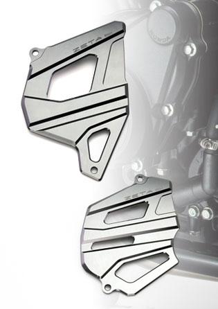 ZETA ジータ その他外装関連パーツ ドライブカバー CBR250R (2011-)