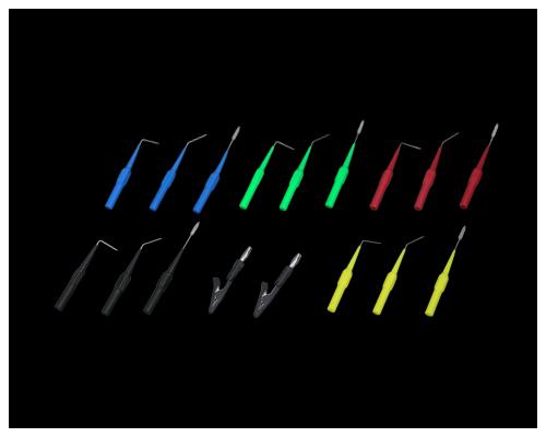Neofactory ネオファクトリー その他、バイク用特殊工具 シャープニードル 配線チェックツール