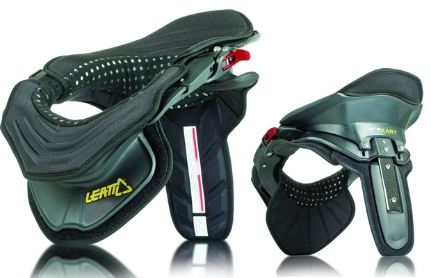 LEATT BRACE リアットブレイス 胸部プロテクターチェストガード・ブレストガード LEATT-BRACE Kart ネックブレース サイズ:S