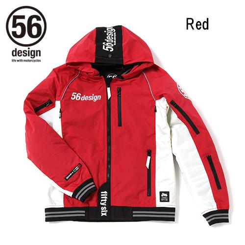56design 56デザイン S-Line Riding Parka [Sライン ライディング パーカー]