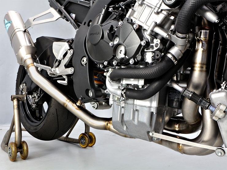 ENDURANCE エンデュランス レーシングエキゾーストシステム CBR1000RR-R