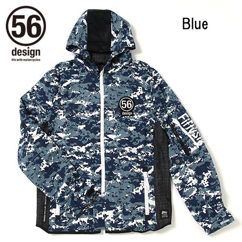 56design 56デザイン S-Line Cotton Parka MD [Sライン コットン パーカー]