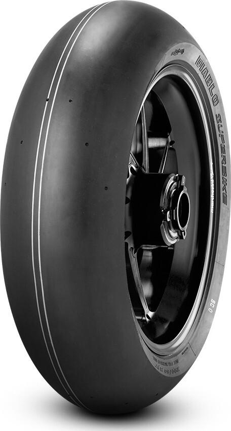 PIRELLI ピレリ DIABLO SUPERBIKE 【125/70 R 17 NHS TL SC2】 ディアブロスーパーバイク タイヤ 汎用