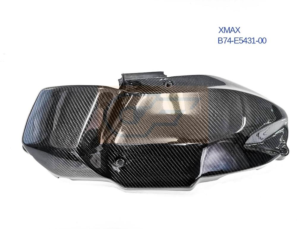 Carbon Furious カーボンフューリアス クランクケースカバー XMAX 300