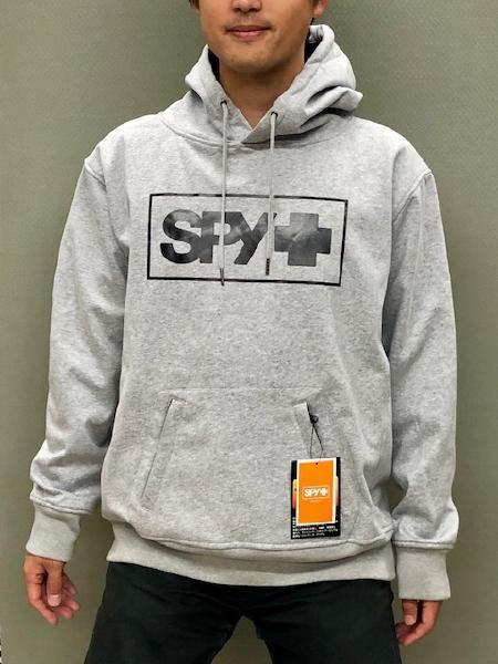 SPY スパイ SPY-18008 BOXED IN WATER PROOF HOODLE