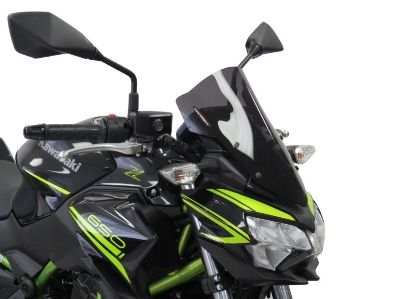 ODAX オダックス POWER BRONZE ネイキッド・スクリーン 【ショート】 Z650