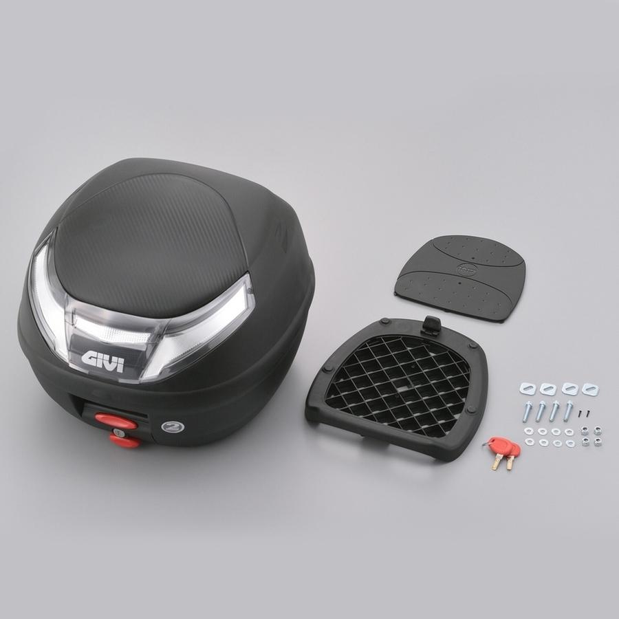 GIVI ジビ モノロックケース E260 MICROII [E260NX]