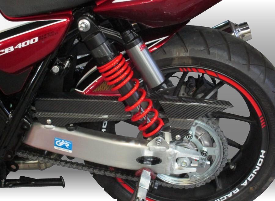 Force-Design フォルスデザイン ハイブリッド・インナーフェンダー ストライプ CB400スーパーボルドール VTEC REVO