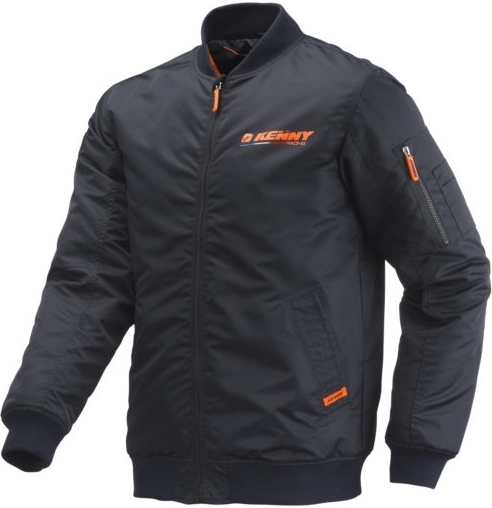 KENNY RACING ケニーレーシング 【K】 パーカー BOMBER JACKET