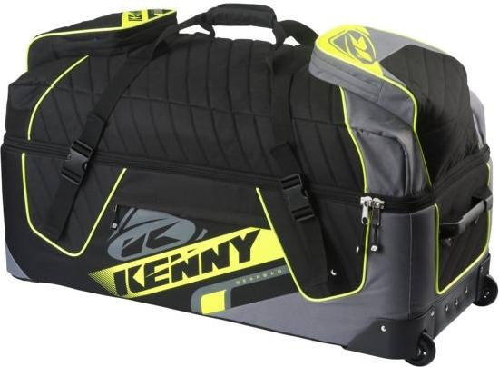 KENNY RACING ケニーレーシング 【K】 ボストンバッグ TROLLEY BAG