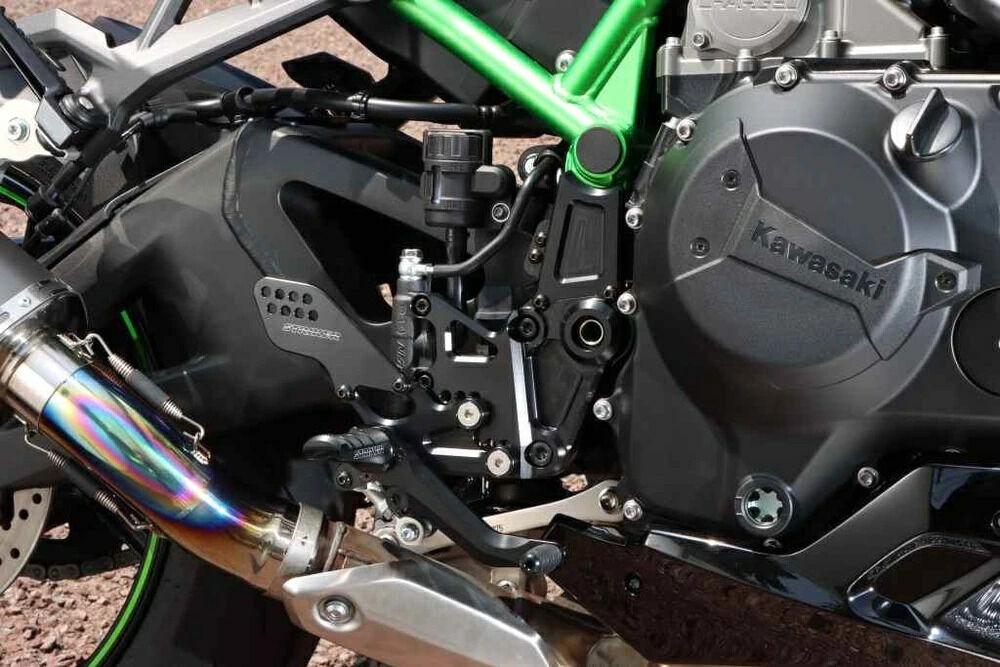 STRIKER ストライカー スポーツツーリングコンセプト(STC)ステップキット Z H2