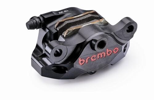 <title>Bremboブレンボ キャリパーキット CNCリアブレーキキャリパーキット P2 84mm 日本未発売 ブラック Brembo ブレンボ</title>