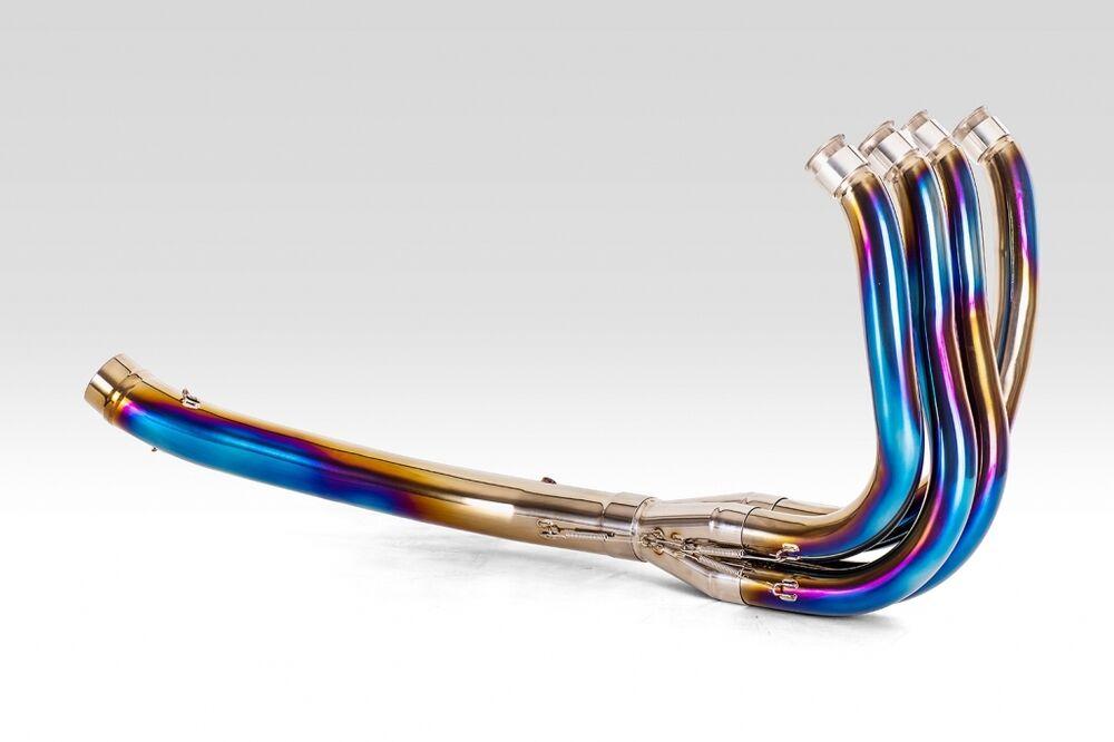 K-FACTORYケイファクトリーKファクトリー 即日出荷 エキゾーストパイプ CLR-R エキパイ単品 捧呈 ケイファクトリー GSX-S1000 K-FACTORY