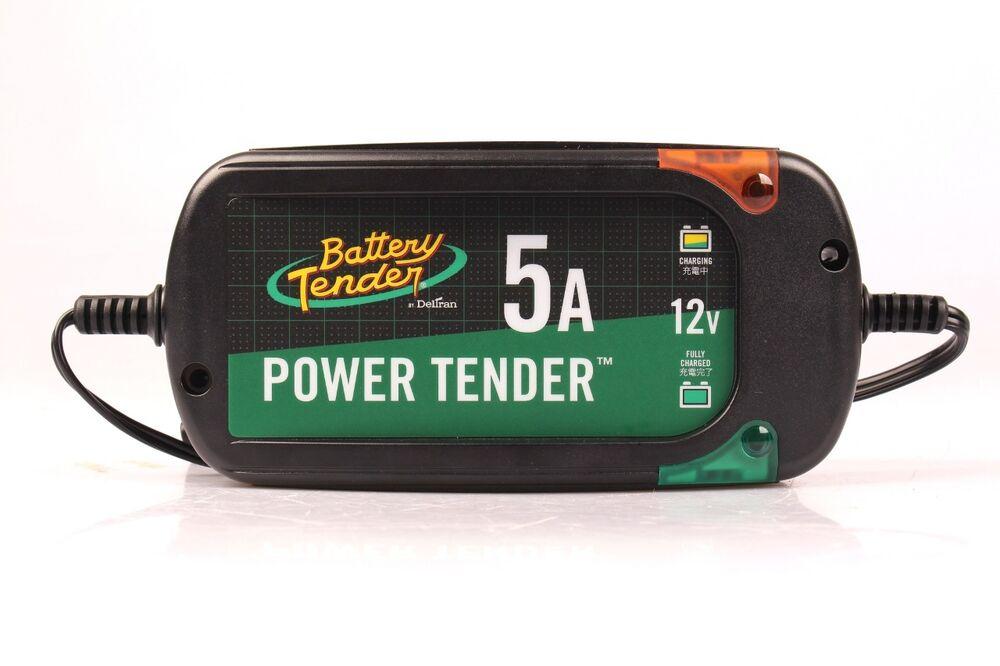 Battery Tenderバッテリーテンダー バッテリー充電器バッテリーチャージャー Power Tender 5 初売り 売買 Amp バッテリーテンダー Charger バッテリーチャージャー 5Amp