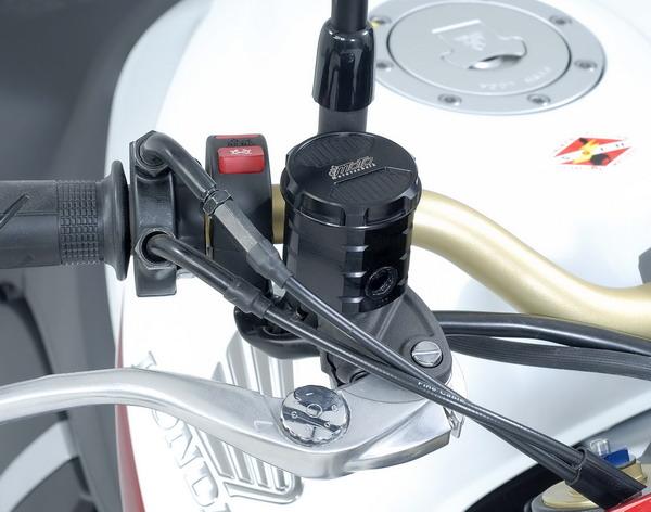 GSG MOTOTECHNIK GSGモトテクニック フロントブレーキ用 オイルタンク/ステーセット CB1000R