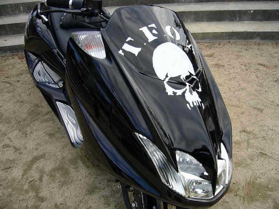 黒/マットグレー MAXAM用 MOTORS MAXAM 【クーポン配布中】KOTANI 武装戦線外装キット [マグザム] コタニモータース