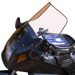 SECDEM セクデム ハイプロテクション・スクリーン カラー:ライトスモーク K100LT K100RT K75