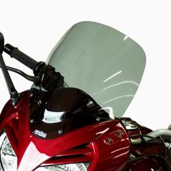 SECDEM セクデム ハイプロテクション・スクリーン カラー:ライトスモーク VARADERO125 [バラデロ]