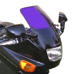SECDEM セクデム スタンダード・スクリーン カラー:ライトスモーク ZZR400 ZZR600
