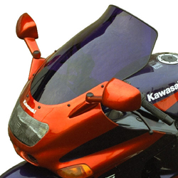 SECDEM セクデム ハイプロテクション・スクリーン カラー:ライトスモーク ZZR1100