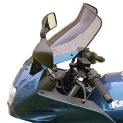 SECDEM セクデム ハイプロテクション・スクリーン カラー:ライトスモーク GPZ1100