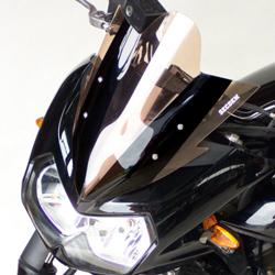 SECDEM セクデム スタンダード・スクリーン カラー:ライトスモーク Z750