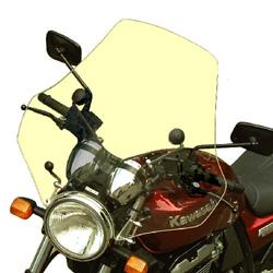 SECDEM セクデム ユーロスクリーン・ウインドシールド カラー:ライトスモーク 1200 97-05 ZRX1100