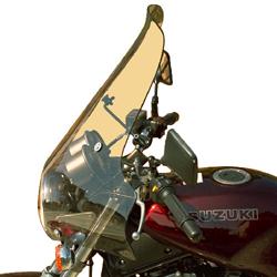SECDEM セクデム スクリーン プルマン・ウインドシールド カラー:ライトスモーク VX800