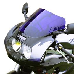 SECDEM セクデム スタンダード・スクリーン カラー:ライトスモーク GSX-R1100