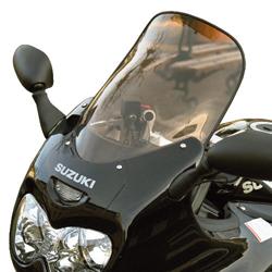 SECDEM セクデム ハイプロテクション・スクリーン カラー:ライトスモーク GSX600 F 98-08