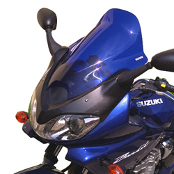 SECDEM セクデム ハイプロテクション・スクリーン カラー:ライトスモーク BANDIT600 [バンディット] S 00-04