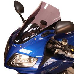 SECDEM セクデム ハイプロテクション・スクリーン カラー:ライトスモーク SV650 S 03-10