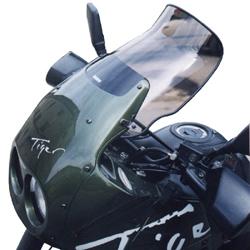 TIGER900 [タイガー] スーパー・スクリーン カラー:ライトスモーク 95-98 セクデム SECDEM