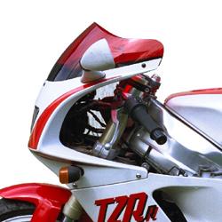 SECDEM セクデム スタンダード・スクリーン カラー:ライトスモーク TZR125 92-93 EU