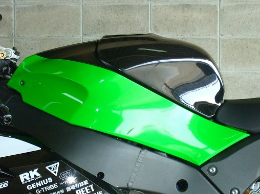 CLEVER WOLF クレバーウルフ タンクパッド ZX-10R