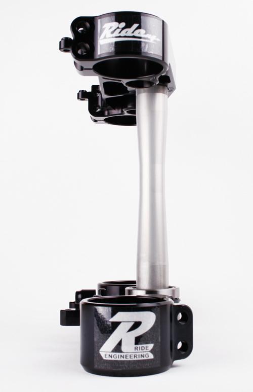 Ride Engineering ライドエンジニアリング トップブリッジ トリプルクランプキット 20mmオフセット CRF450R