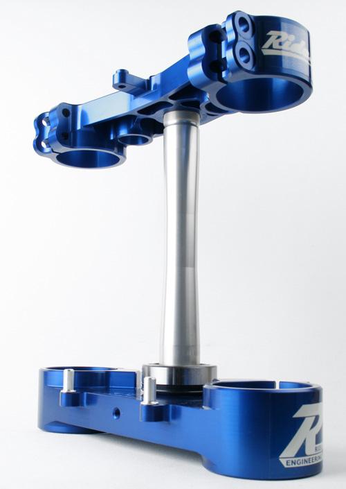 <title>Ride Engineeringライドエンジニアリング トップブリッジ トリプルクランプキット 21.5mmオフセット 格安SALEスタート Engineering ライドエンジニアリング KX450F KX250F</title>