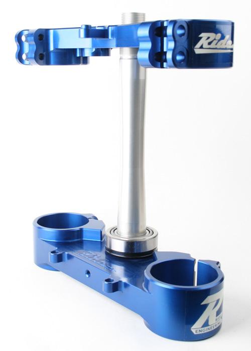 Ride Engineering ライドエンジニアリング トップブリッジ トリプルクランプキット 21.5mmオフセット KX450F