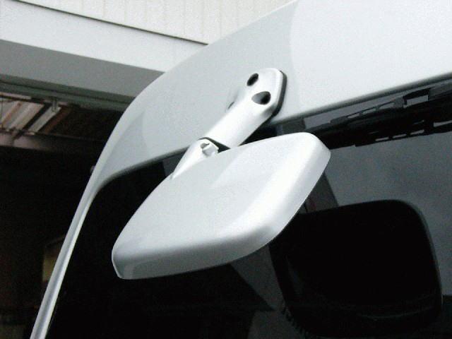 オグショー OGUshow ドアミラー 200系ハイエース 塗装済みリアアンダーミラー (プレミアム塗装) カラー:パールホワイトクリスタルシャイン(070) ミラー形状:右側(右向き) 200系ハイエース