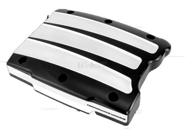 PerformanceMachine パフォーマンスマシン 汎用外装部品・ドレスアップパーツ SCALLOP ロッカーボックスカバー 仕上げ:コントラストカット Twin Cam 99-