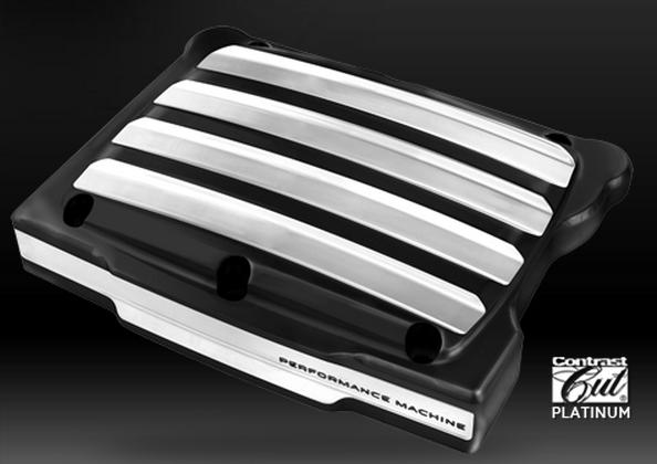 PerformanceMachine パフォーマンスマシン 汎用外装部品・ドレスアップパーツ ロッカーボックスカバー DRIVE TWINCAM [ツインカム]