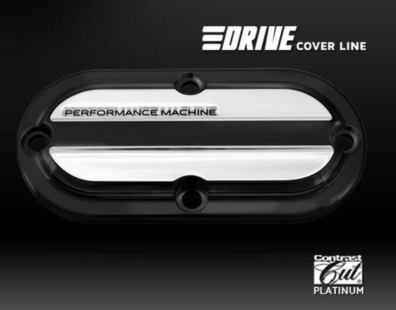 PerformanceMachine パフォーマンスマシン インスペクションカバー DRIVE FXSTモデル FLSTモデル FXDWGモデル