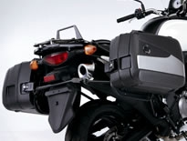 SUZUKI スズキ サイドケースセット Vストローム650