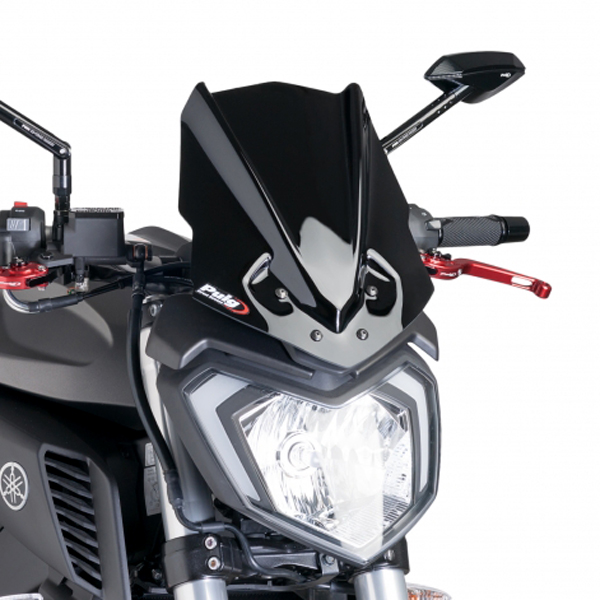 Puig プーチ ニュージェネレーションNKスクリーン カラー:ブラック MT-125