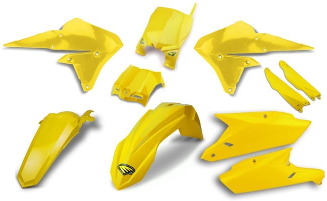 【完売】  フルカウル・セット外装 YZF450 14-16:ウェビック 店 CYCRA パワーフローインテークラジエターボディキット YZF250 サイクラ-DIY・工具