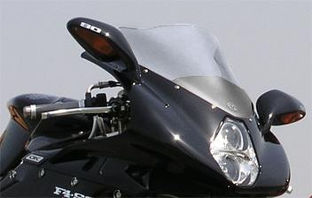 MOTO CORSE モトコルセ オプティカル ウインドスクリーン F4モデル