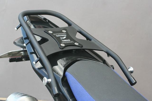 ALPHATHREE アルファスリー スポーツ キャリア TYPE-SA(アルミモデル) カラー:ブラック WR250R WR250X