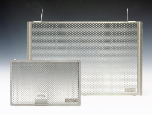 AELLA アエラ コアガード ラジエター&オイルクーラープロテクターセット Multistrada 1200