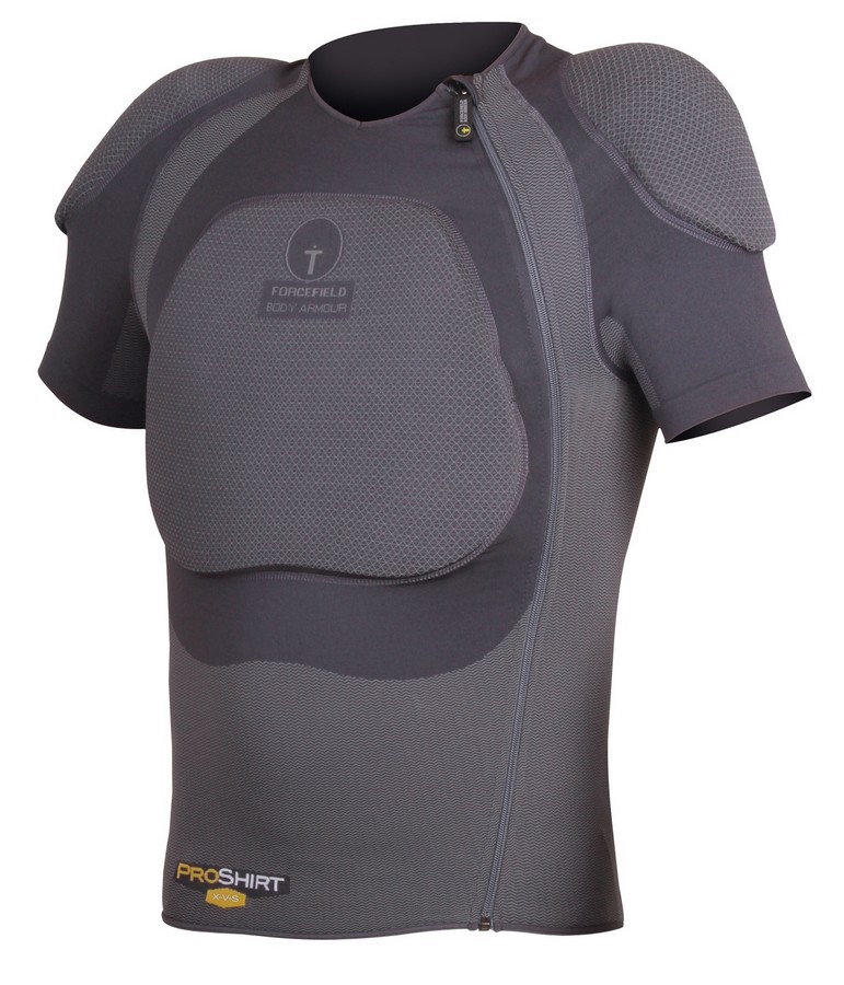 FORCEFIELD フォースフィールド 胸部プロテクターチェストガード・ブレストガード プロシャツ X-V-S サイズ:XS