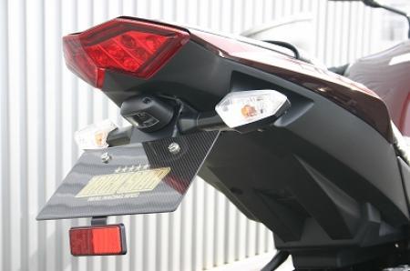 TRICK STAR トリックスター フェンダーレスキット Z1000 (水冷)